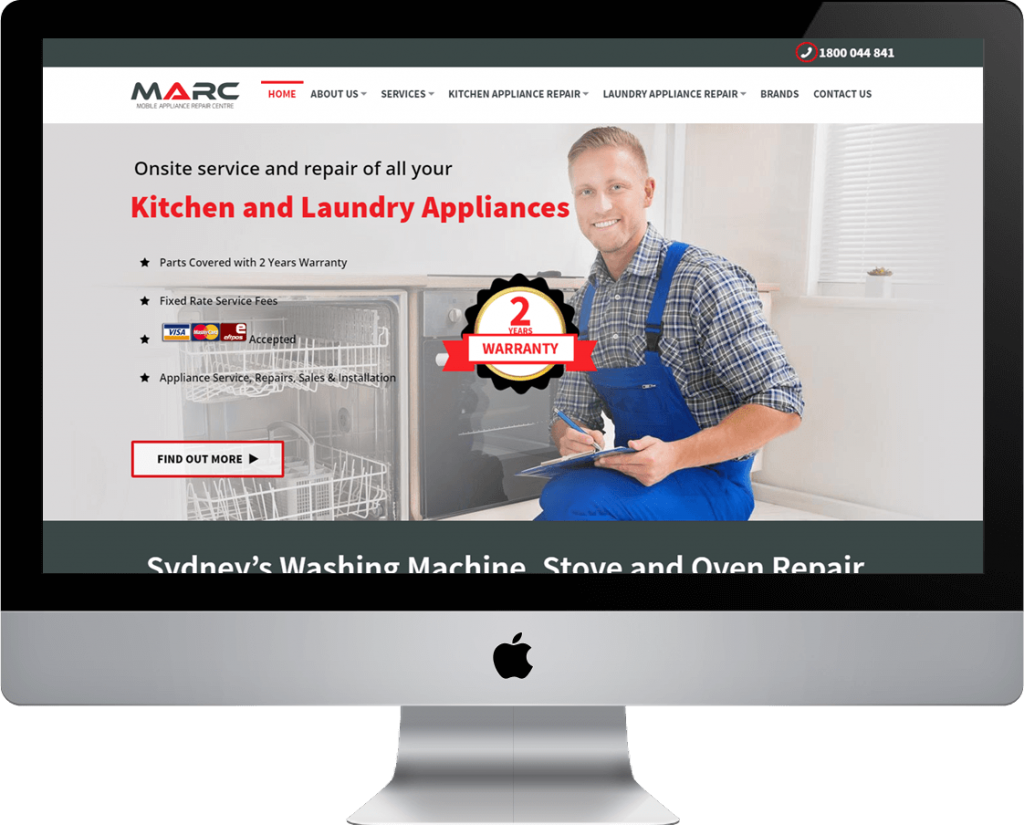 SEO and Marketing Campaigns for MARC - Beedev Solutions